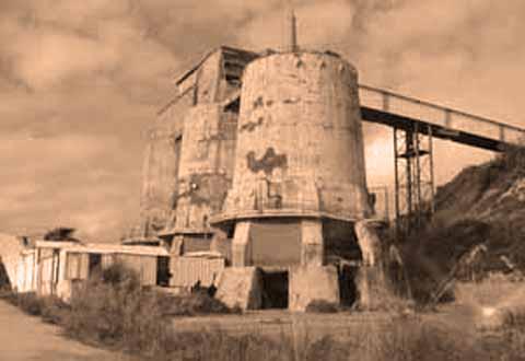 La miniera di Pasquasia