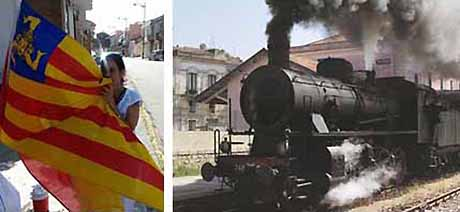 Treni a Messina