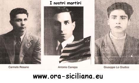 Randazzo. I martiri siciliani