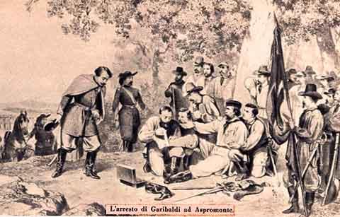 Garibaldi frega i Siciliani