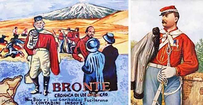 Bixio a Bronte