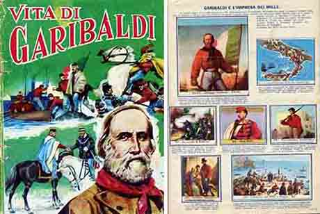 Garibaldi, il pirata