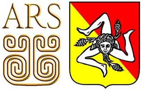 Trinacria. Nuovo e vecchio logo