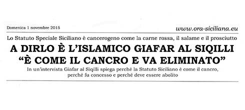 Statuto autonomia siciliana