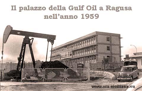 Petrolio ragusa