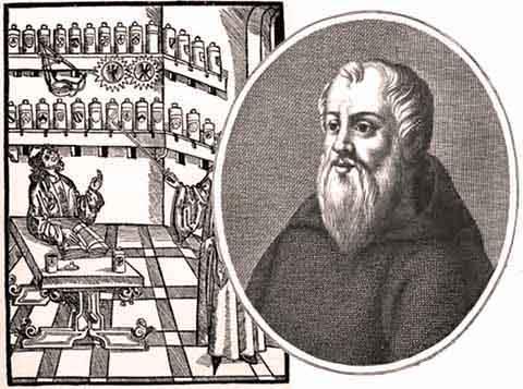 Padre Bernardo da Castrogiovanni