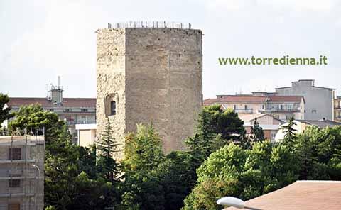 Torre Ottagonale Enna