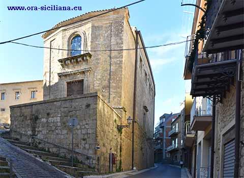 Santa Maria del Popolo Enna