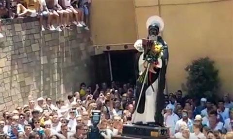 San Calogero compatrono di Agrigento