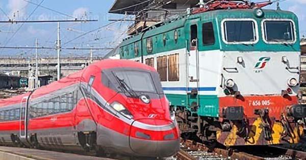 TAV e treni in Sicilia
