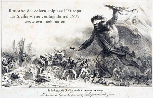 Il colera in Europa e in Sicilia