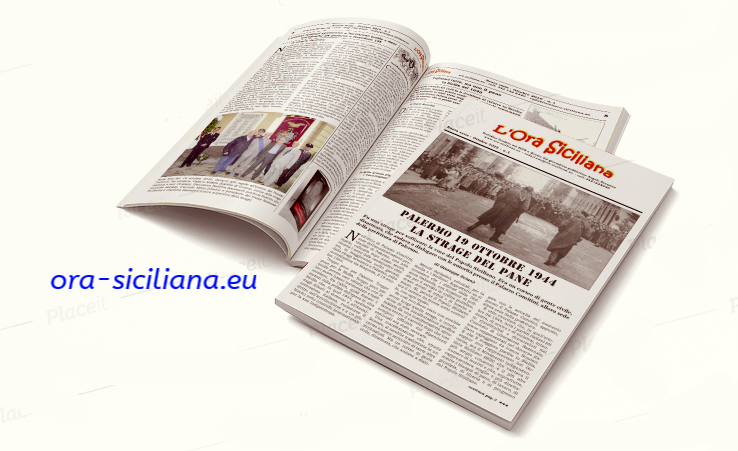 Download pdf L'Ora Siciliana