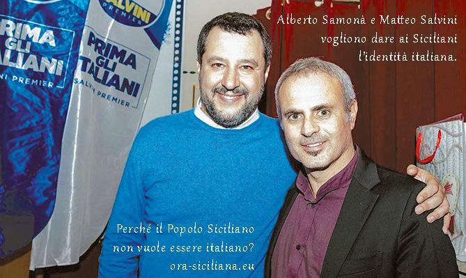 Autonomia Siciliana tradita