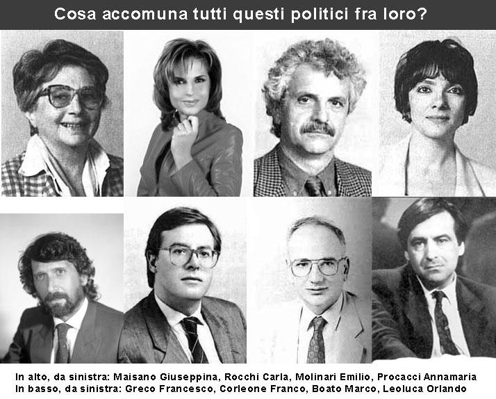 Senatori contro lo Statuto siciliano