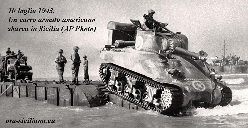 10 luglio 1943 - Sbarco in Sicilia