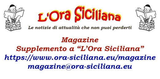 Ora Sicilia Magazine